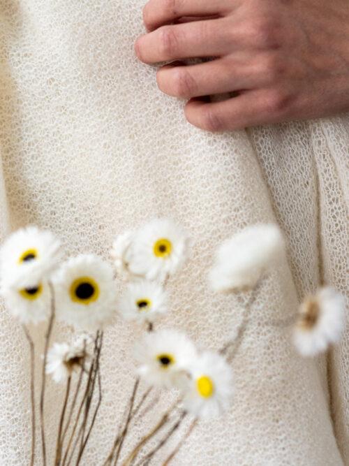 Sjaal textuur